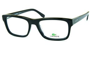 f106ddf6b6889 Modelos de Óculos de Grau   Preto   Feminino   Lacoste