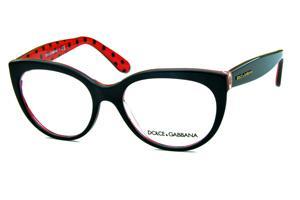 Modelos de Óculos de Grau   Preto   Feminino   Dolce   Gabbana bd4b874613