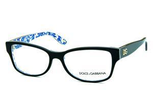 313e48a91be55 Modelos de Óculos de Grau   Preto   Feminino   Dolce   Gabbana