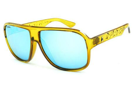 baabd55229260 Modelos de Óculos de Sol   Óculos Quadrado Retangular   De R 400,00 ...
