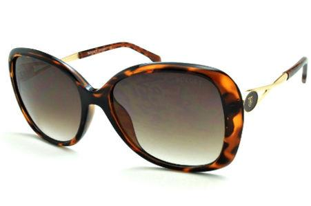 f93ccb286210f Óculos de grau e óculos de sol Bulget   Armação Acetato   Marrom   Feminino