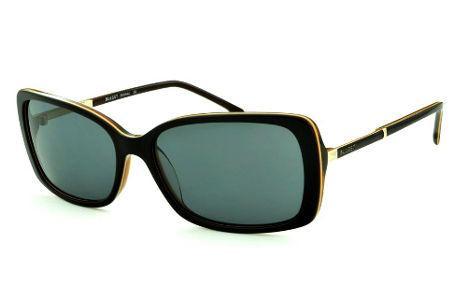 1b4268342d204 Óculos de grau e óculos de sol Bulget   Armação Acetato   Marrom ...
