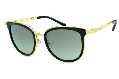 acff571790a6b Óculos de Sol Michael Kors MK1010 Adrianna 1 Metal dourado e acetato preto