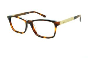 Óculos Ana Hickmann AH6234 demi tartaruga efeito onça com haste giratória  dourada marrom 793f57f347