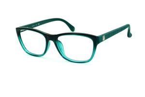 Óculos Calvin Klein CK5817 Verde Musgo translúcido com haste efeito  borracha flexível de mola 55f3a43751