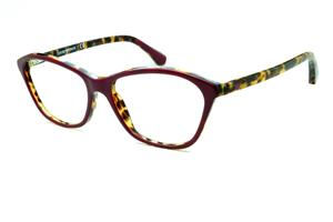 Óculos Emporio Armani EA3040 vinho e demi tartaruga efeito onça em acetato dd3dfbc1d8