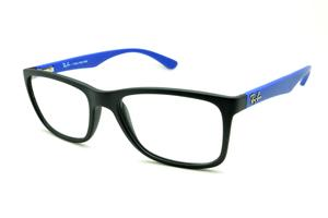 Óculos Rayban Justin   Óculos Azul   Feminino 9894ae5067
